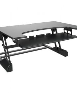 DWS04-03-Brateck Height-adjustable Standing Desk 1050mm wide