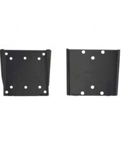 LCD-201-Brateck 2 Piece LCD Wall Mount Vesa 75mm/100mm up to 33 Kg