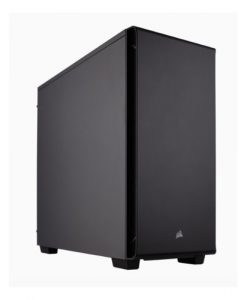 CC-9011106-WW-Corsair Carbide 270R Solid ATX Mid-Tower Case. Value Office and System Build