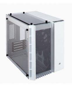 CC-9011136-WW-Corsair Crystal Series 280X Tempered Glass Micro-ATX Case