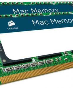 CMSA16GX3M2A1600C11-Corsair 16GB (2x8GB) DDR3L 1600 SODIMM 1.35V Memory for MAC