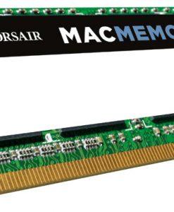 CMSA4GX3M1A1066C7-Corsair 4GB (1x4GB) DDR3 SODIMM 1066MHz 1.5V Memory for MAC Notebook Memory RAM