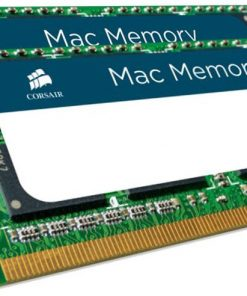 CMSA8GX3M2A1066C7-Corsair 8GB (2x4GB) DDR3 SODIMM 1066MHz 1.5V Memory for MAC Notebook Memory RAM