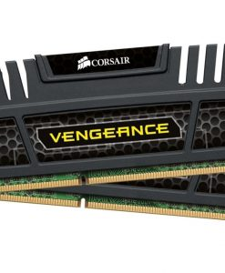 CMZ16GX3M2A1600C9-Corsair Vengeance 16GB (2x8GB) DDR3 1600MHz C9 Desktop Gaming Memory Black