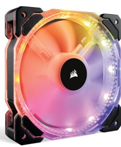 CO-9050065-WW-Corsair HD 120mm PWM RGB LED Fan