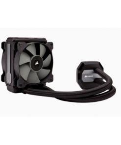 CW-9060024-WW-Corsair H80i v2 120mm Liquid CPU Cooler Multi-Socket CPU 2x Fans. Supports Intel 1200
