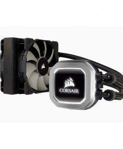 CW-9060035-WW-Corsair H75v2 120mm High Performance Liquid CPU Cooler  2x SP PWM 12CM Fan. 5 Years Warranty
