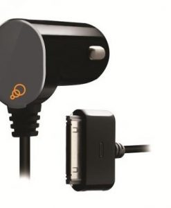 CY0344PAAUT-Cygnett GroovePower Auto 12V/CarCharger/IPhone/IPod