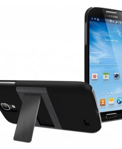 CY1182CXINC-Cygnett InclineBlack Case Hands Free Suit Galaxy S4