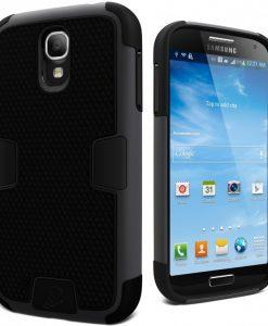 CY1194CXWOR-Cygnett Workmate Black Case Evolution Suit Galaxy S4