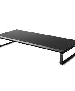 DP-MS-MDF3-BKD3-Deepcool M-DESK F3 Smart Monitor Stand With USB 3.0 Hub