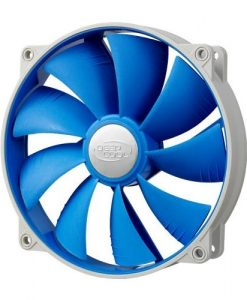 SF-UF140-Deepcool Ultra Silent 140mm x 25mm Ball Bearing Fan with Anti-Vibration Frame