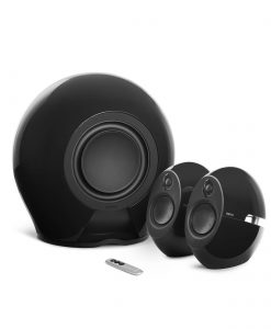 E235-BK-Edifier E235 LUNA E 2.1 THX-Certified Active Blutooth Speaker Black - BT/3.5mm/Optical 5.8G Wireless Subwoofer