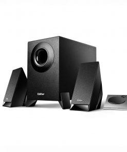 M1360-Edifier M1360 2.1 Multimedia Speakers - 3.5mm AUX/4INCH Subwoofer/Remote/RCA Remote Control input