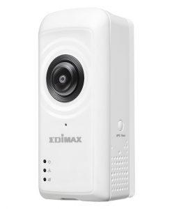 IC-5150W-Edimax Smart Full HD Wi-Fi Fisheye Cloud Camera with 180-Degree Panoramic View