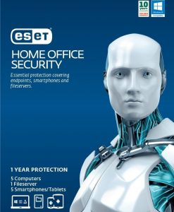 ESBSP-RC1-ESET Home Office Security Pack – 5 Endpoints