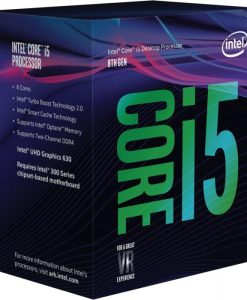 BO80684I58400-Intel Core i5-8400+Optane 2.80GHz s1151 Coffee Lake 8th Generation Boxed + Optane 16GB 3 Years Warranty