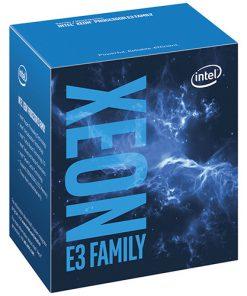 BX80677E31220V6-Intel E3-1220v6 Quad Core Xeon 3.0 Ghz LGA1151 8M Cache Boxed