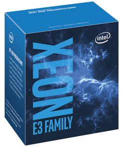 BX80677E31225V6-Intel E3-1225v6 Quad Core Xeon 3.3 Ghz P630 LGA1151 8M Cache - SERVER BUILDS ONLY
