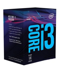 BX80684I38350K-Intel Core i3-8350K 4Ghz No Fan Unlocked  s1151 Coffee Lake 8th Generation Boxed 3 Years Warranty