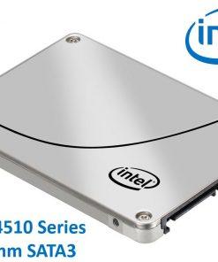 """SSDSC2KB240G801-Intel DC S4510 2.5"""" 240GB SSD SATA3 6Gbps 3D2 TCL 7mm 560R/280W MB/s 90K/16K IOPS 2xDWPD 2 Mil Hrs MTBF Data Center Server 5yrs Wty ~HBI-S4610-240GB"""