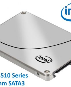 "SSDSC2KB240G801-Intel DC S4510 2.5"" 240GB SSD SATA3 6Gbps 3D2 TCL 7mm 560R/280W MB/s 90K/16K IOPS 2xDWPD 2 Mil Hrs MTBF Data Center Server 5yrs Wty ~HBI-S4500-240GB"