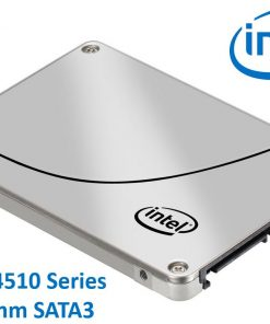 "SSDSC2KB960G801-Intel DC S4510 2.5"" 960GB SSD SATA3 6Gbps 3D2 TCL 7mm 560R/510W MB/s 95K/36K IOPS 2xDWPD 2 Mil Hrs MTBF Data Center Server ~HBI-S4610-960GB"
