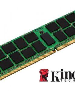 KSM26RS4/16HAI-Kingston 16GB (1x16GB) DDR4 RDIMM 2666MHz CL19 1.2V ECC Registered ValueRAM 1Rx4 2G x 72-Bit PC4-2666 Server Memory KSM26RS4/16HAI