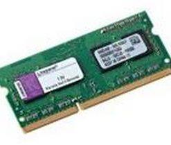 KVR16LS11/4-Kingston 4GB (1x4GB) DDR3L SODIMM 1600MHz 1.35/1.5V Dual Voltage ValueRAM Single Stick Notebook Memory ~KVR16S11S8/4