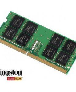 KVR24S17D8/16-Kingston 16GB (1x16GB) DDR4 SODIMM 2400MHz CL17 1.2V ValueRAM Single Stick Notebook Laptop Memory ~KVR21S15D8/16 MENB16GBDDR42133