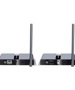 LKV398-Lenkeng HDMI Wireless 200 Metre 4K wireless HDbitT HDMI Transmitter  Receiver Kit with IR with 360° IR