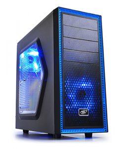 SRAV16-Resistance Apache V16 Gamer Desktop PC Intel Core i5-8600K/16GB DDR4/240GB SSD/1TB HDD/GTX 1050 4GB/ Win10 Home/ 1 year onsite warranty- Custom Build