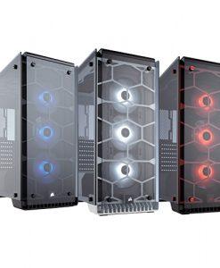 SRAV21-Resistance Apache V21 Gamer Desktop PC Intel Core i9-9900K/32GB DDR4/500GB M.2 SSD/2TB HDD/GTX 2080 8GB/ Win10 Home/ 1 yr onsite wty- Custom Build