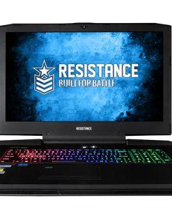 "SRF-G80-17V3-Resistance Fury Gaming Notebook V3. 17.3"" Full HD"