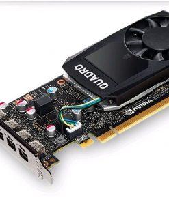 P620-Leadtek nVidia Quadro P620 PCIe Workstation Card 2GB DDR5 4xmDP1.4 4K 4x5120x2880@60Hz 128-Bit 80GB/s 512 Cuda Single Slot Low Profile (126Q4000100)