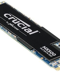 CT500MX500SSD4-Crucial MX500 500GB M.2 (2280) SSD - 3D TLC 560/510 MB/s 90/95K IOPS Acronis True Image Cloning Software 5yr wty