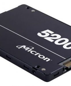 """MTFDDAK3T8TDC-1AT16ABYY-Micron 5200 ECO 3.84TB 2.5"""" SATA TCG Enabled Enterprise Solid State Drive in Bulk - Target Workloads & Read-Intensive Applications"""