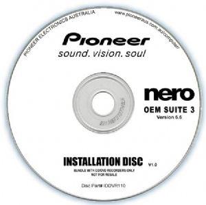 IDDVR110-Pioneer Cyberlink Media Suite 10 for Blu-ray Play Edit Burn Share Blu-ray 3D contents - PowerDVD10 InstantBurn5.0 Power2Go8.0 PowerProducer5.5 PhotoDi