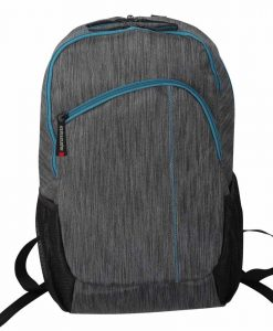 "ASCEND1-BP.GREY-Promate Ascend1-BP Premium Accented Laptop Bag for Laptops upto 15.6"" - Grey"