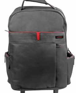 "TROLLEYPAK-1.BLK-Promate ""trolleyPak-1""Premium Multi-purpose Portable Trolley Bag for Laptops upto 15.6"""