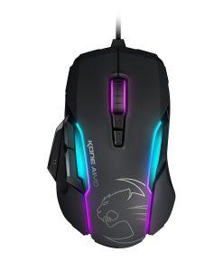 ROC-11-815-BK-AS-Roccat KONE AIMO RGBA Smart Customization Gaming Mouse (Black Version)