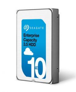 ST10000NM0096-Seagate 10TB Enterprise SAS HELIUM ENT CAP 3.5' 12GB/S 7200RPM 24x7 data availability HDD.