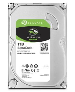 "ST1000DM010-Seagate 1TB Barracuda 3.5"" 7200RPM SATA3 6Gb/s 64MB Cache HDD"