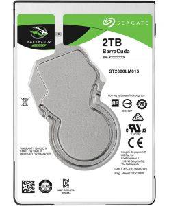 """ST2000LM015-Seagate 2TB 2.5"""" Barracuda"""