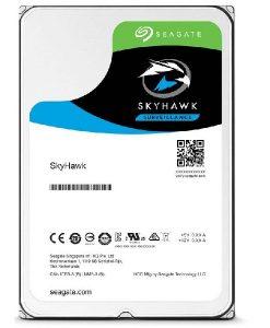 """ST2000VX008-Seagate 2TB SkyHawk Surveillance 3.5"""" 5900RPM SATA3 6Gb/s 64MB 24x7 HDD"""