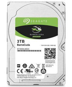 """ST3000LM024-Seagate 3TB 2.5"""" Barracuda"""