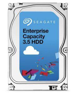 "ST6000NM0115-Seagate 6TB 3.5"" SATA 7.2K Enterprise HDD 256MB"