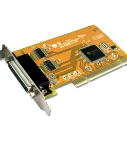 MIO5079AL-Sunix MIO5079AL PCI 2-Port Serial RS-232 and 1-Port Parallel IEEE1284 Card - Low Profile