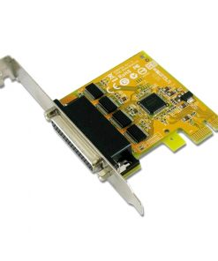 SER6456AL-Sunix SER6456AL PCIE 4-Port Serial RS-232 Card - Low Profile