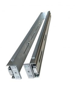 TGC-03A-PRO-TGC Chassis Accessory Metal Slide Rails 550mm for Selected TGC Chassis